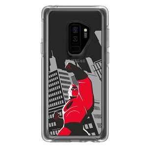 OtterBox Symmetry Case for Samsung Galaxy S9 Plus, Mr. Incredible