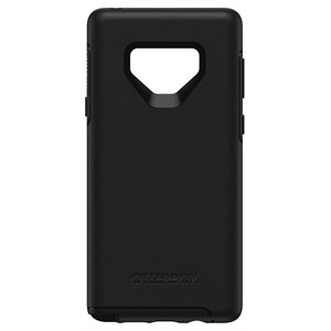 OtterBox Symmetry Case for Samsung Galaxy Note 9, Black