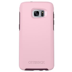 OtterBox Symmetry Case for Samsung Galaxy S7 Edge, Rose