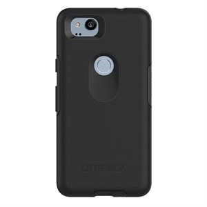 OtterBox Symmetry Case for Google Pixel 2, Black