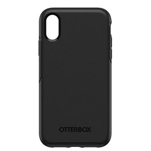 OtterBox Symmetry Case for iPhone XR, Black