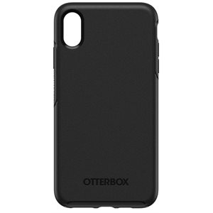 OtterBox Symmetry Case for iPhone Xs Max, Black