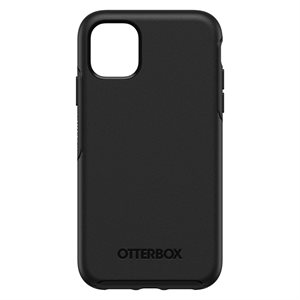 OtterBox Symmetry Case for iPhone 11, Black
