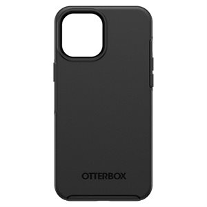 OtterBox Symmetry Case for iPhone 12 Pro Max, Black