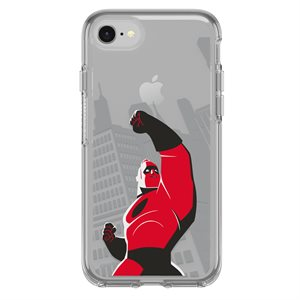 OtterBox Symmetry Case for iPhone 8 / 7, Mr. Incredible