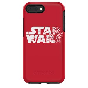 OtterBox Symmetry iPhone 8 / 7 Star Wars Resistance Red