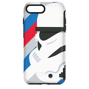 OtterBox Symmetry iPhone 8 / 7 Plus, Star Wars Stormtrooper
