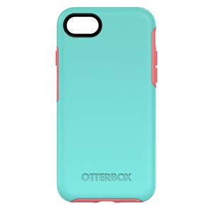 OtterBox Symmetry Case for iPhone SE / 8 / 7, Candy Shop
