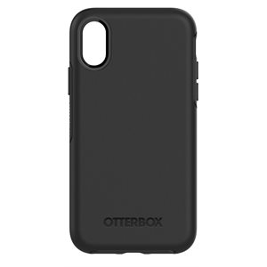 OtterBox Symmetry Case for iPhone X / XS - Black