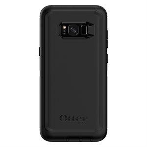 OtterBox Defender Case for Samsung Galaxy S8 Plus, Black