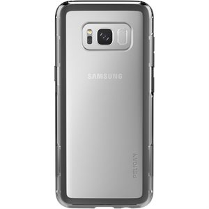 Pelican Adventurer Case for Samsung Galaxy S8, Clear / Black