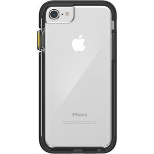Pelican Ambassador for iPhone 6s / 7 / 8, Clear / Black