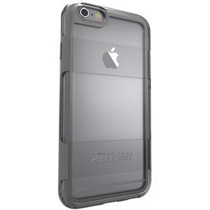 Pelican Adventurer Case for iPhone 6 Plus / 6s Plus, Grey / Clear