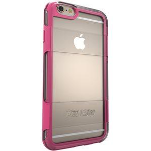 Pelican Adventurer Case for iPhone 6 Plus / 6s Plus, Pink / Clear