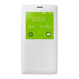 Samsung OEM Galaxy S5 / Neo S View Cover, White