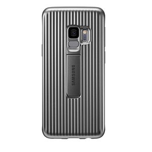 Samsung Standing Cover for Samsung Galaxy S9, Silver
