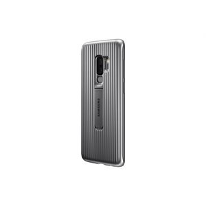 Samsung Standing Cover for Samsung Galaxy S9 Plus, Silver