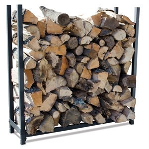 Blue Rhino 4ft Premium Log Rack
