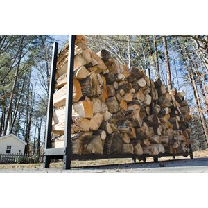 Blue Rhino 4ft Premium Log Rack Extension