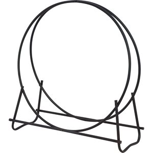 Blue Rhino 40 in. Tubular Log Hoop