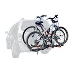 Allen Sports Hitch Mounted 2 Bike Carrier XR200TRAY, Black